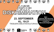 Temaaften: Anti-diskrimination